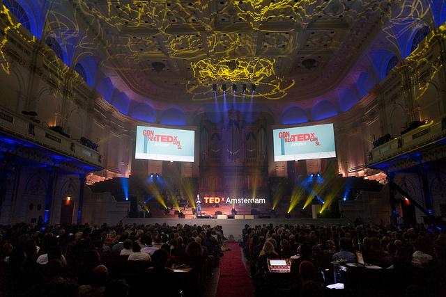 Photo: Peter Clausman/TEDxAmsterdam