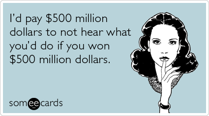 Some ecards lottery