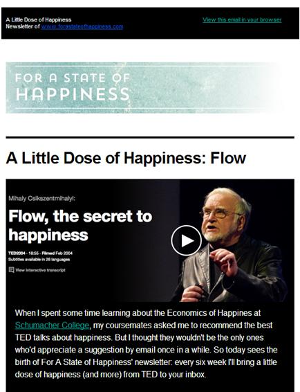 FSH newsletter