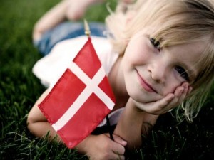 Another observation: Danish flags are everywhere