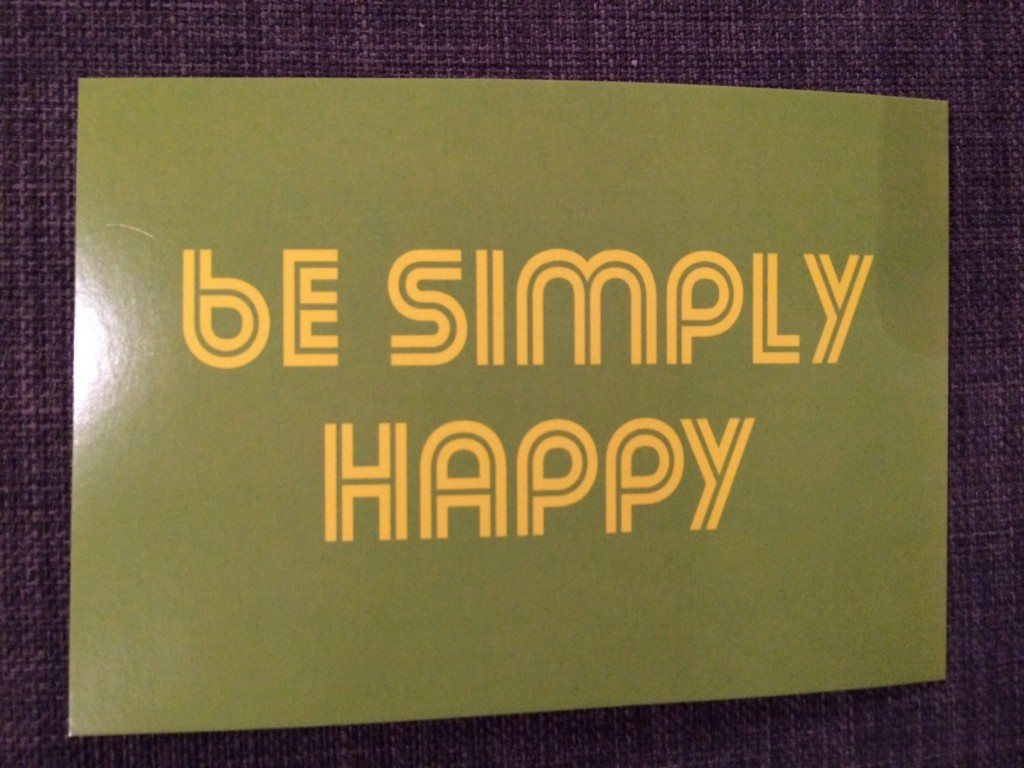 beSimplyHappy