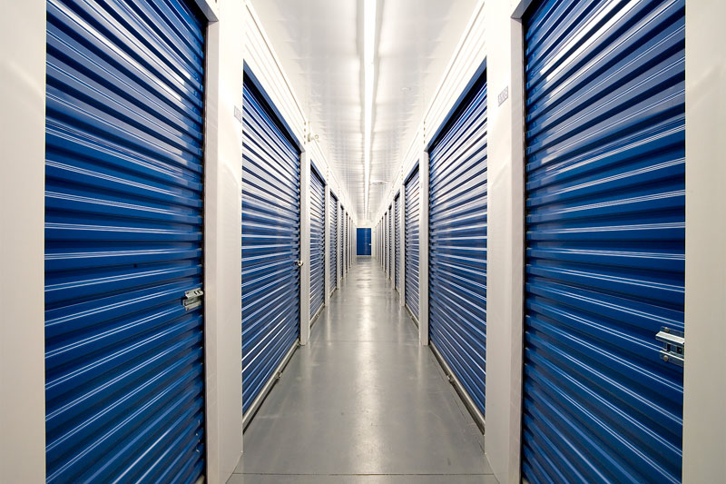 Storage centers, a booming business.