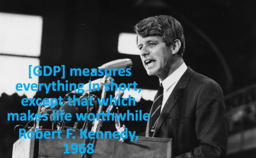 Kennedy GDP